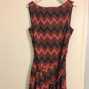 Adorable size 12 MUSE dress with decorative belt